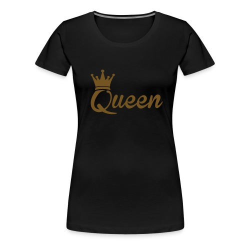Women's Premium T-Shirt Gold Edition - Women's Premium T-Shirt