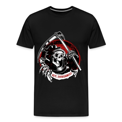 Red_shinigami89 T-Shirt - Men's Premium T-Shirt