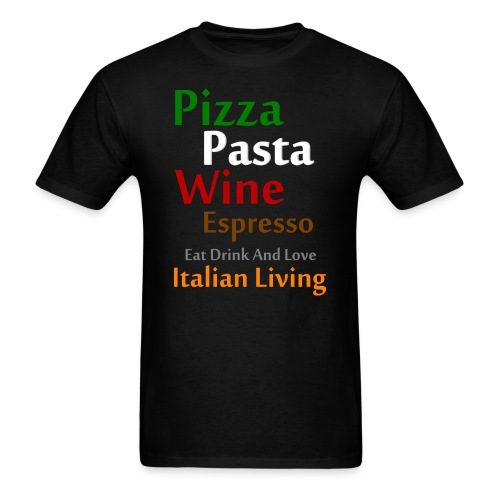 Italian love saying - Men's T-Shirt