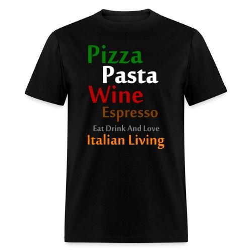 Italian love saying - Men's T-Shirt