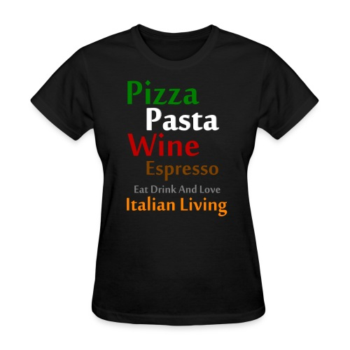 Italian Love saying - Women's T-Shirt