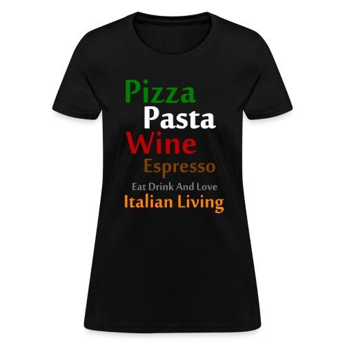 Italian Love saying - Women's T-Shirt
