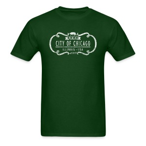 One and Only City of Chicago - Men's T-Shirt