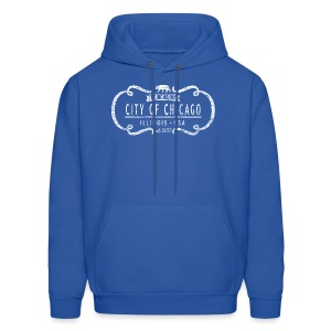 One and Only City of Chicago - Men's Hoodie