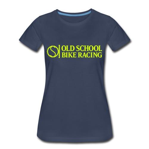 Old School Racing Women's Tee 2017 - Women's Premium T-Shirt