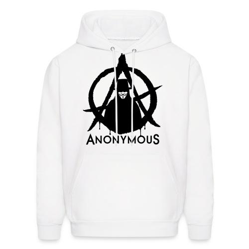 Anonymous - Men's Hoodie