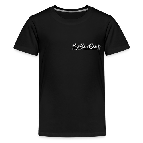 O.G Bass Boost Premium Kids Shirt - Kids' Premium T-Shirt