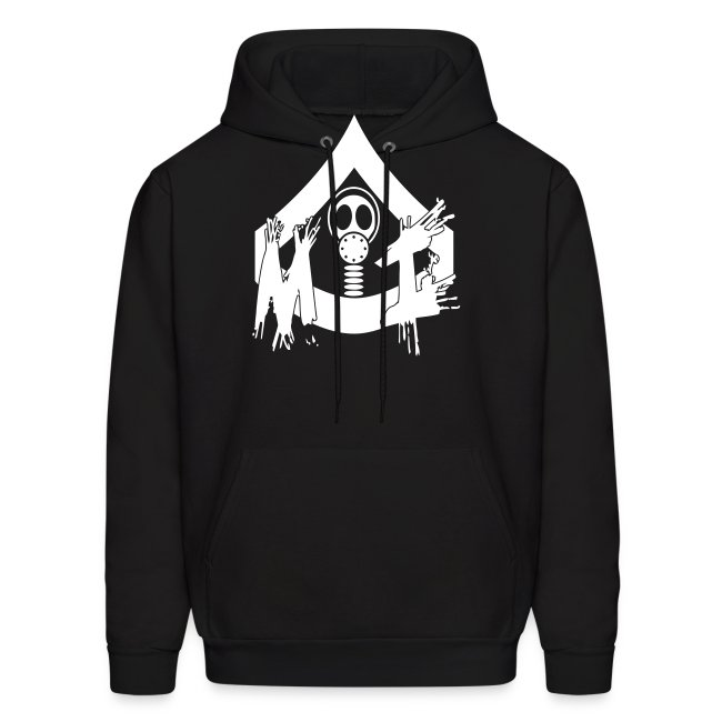 MISSION INFECT SOLDIER BADGE HOODIE
