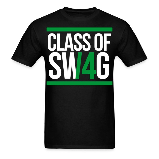 Class of Swag Green Men