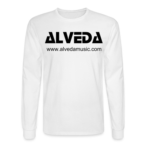 ALVEDA - MAN ECOLONG 1 - Men's Long Sleeve T-Shirt