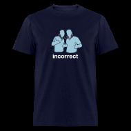T-Shirts ~ Men's T-Shirt ~ Popped Collars