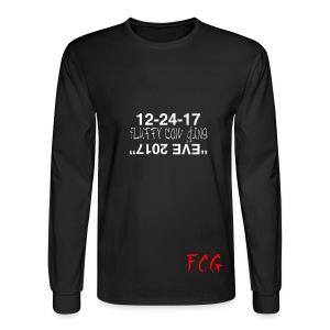 Flacco Claus Jersey Long Sleeve Tee - Men's Long Sleeve T-Shirt