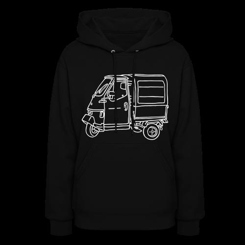 Tricycle Van - Women's Hoodie