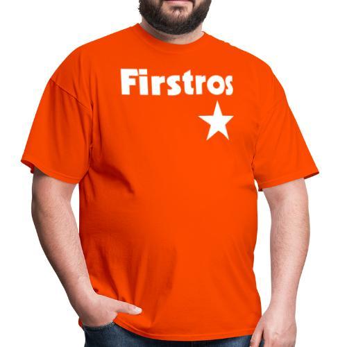 Firstros - Men's T-Shirt