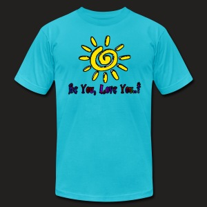 Be You, Love You Tee - Men's Fine Jersey T-Shirt