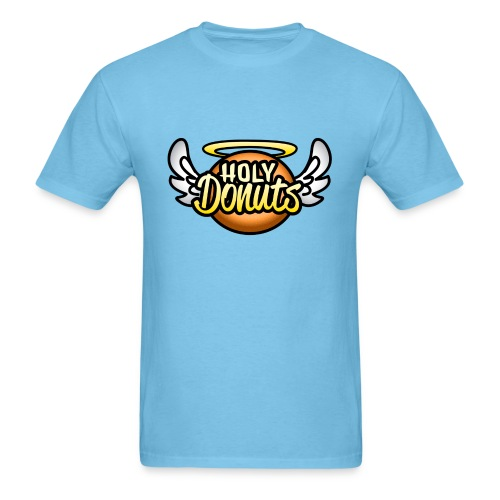 Holy Donuts T-Shirt - Men's T-Shirt