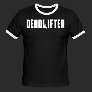 DEADLIFTER  - Men's Ringer T-Shirt