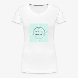 Vladimir Nabokov  Shirt - Women's - Women's Premium T-Shirt