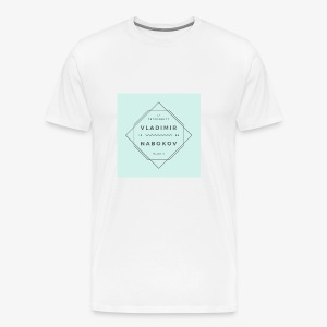 Vladimir Nabokov Shirt - Men's - Men's Premium T-Shirt