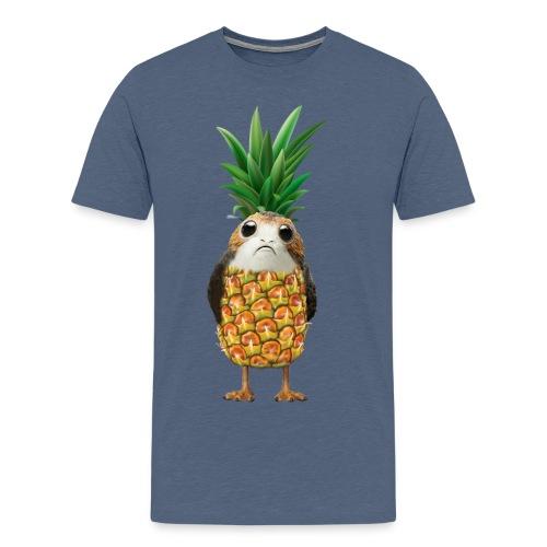 Pineapple Porg Unisex SS - Men's Premium T-Shirt