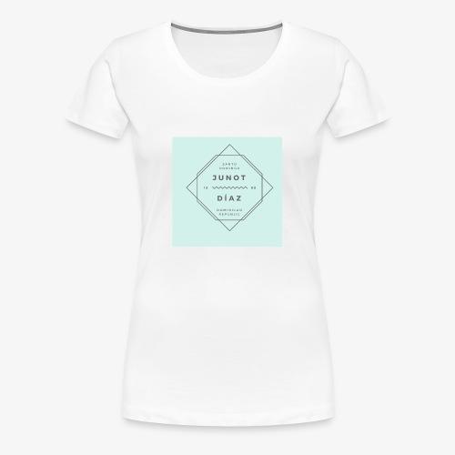 Junot Díaz Shirt - Women's - Women's Premium T-Shirt