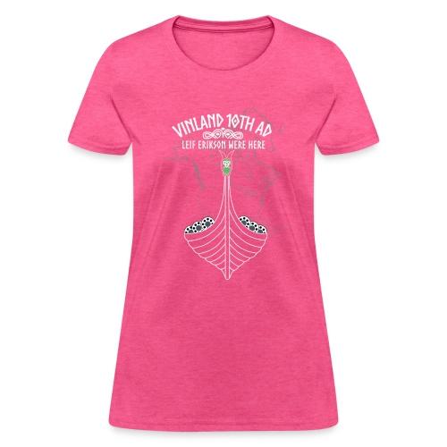 Viking ship - Women's T-Shirt