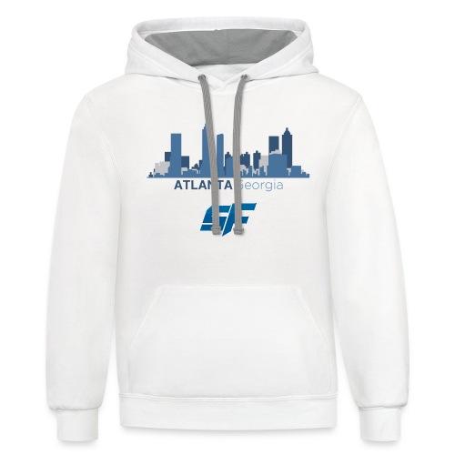 SF Atlanta '17 (Hoodie) - Contrast Hoodie