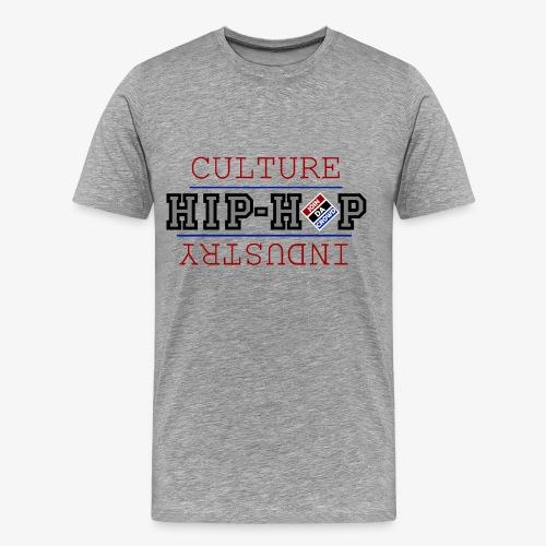 Culture Over Industry (Tee) - Men's Premium T-Shirt