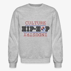 Culture Over Industry (Sweatshirt) - Crewneck Sweatshirt