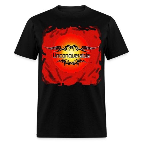 Unconquerable Sunburst - Men's T-Shirt