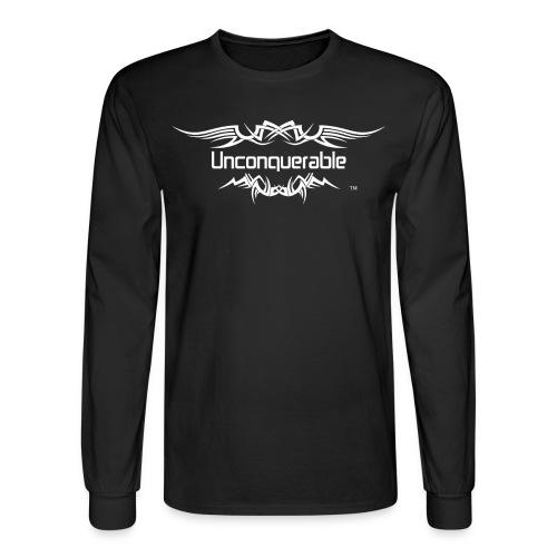 Unconquerable Triple E Longsleeve - Men's Long Sleeve T-Shirt