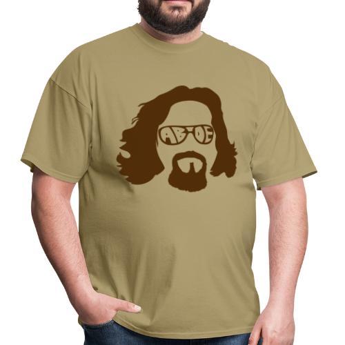 The Dude Abides - Lebowski - Men's T-Shirt