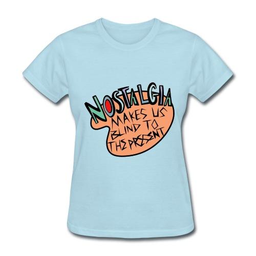 Nostalgia Shirt - Womens - Women's T-Shirt