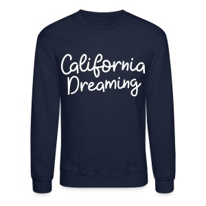 California Dreaming SW - Crewneck Sweatshirt