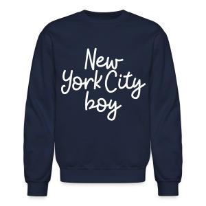 New York City Boy SW - Crewneck Sweatshirt