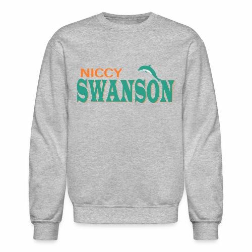 Miami Swanson Crewneck - Crewneck Sweatshirt
