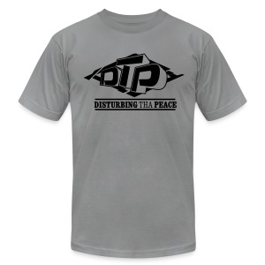 DTP Logo - Men's T-Shirt by American Apparel