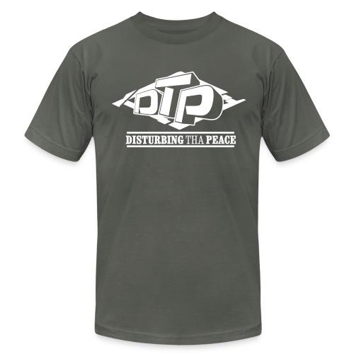 DTP Logo - Men's Fine Jersey T-Shirt