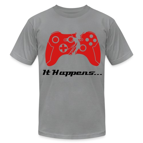 It Happens... - Men's Fine Jersey T-Shirt
