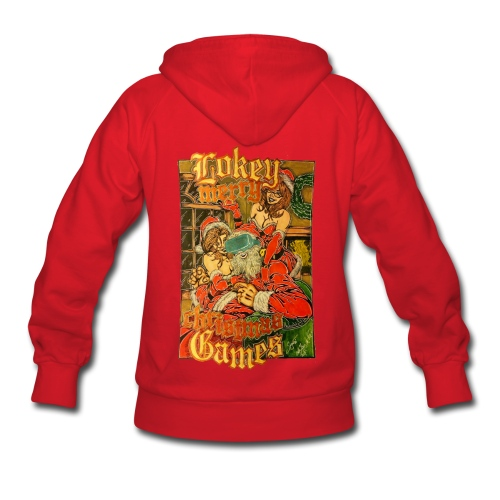 Official Lokey Games Limited edition Christmas Special Women's Hoodie - Women's Hoodie