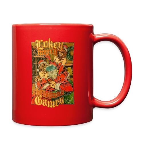 Official Lokey Games Limited edition Christmas Special Coffee Mug - Full Color Mug