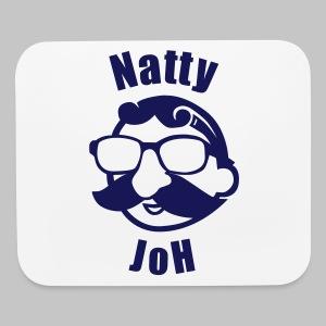 Natty Joh Mousepad - Mouse pad Horizontal