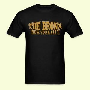 The Bronx New York - Men's T-Shirt