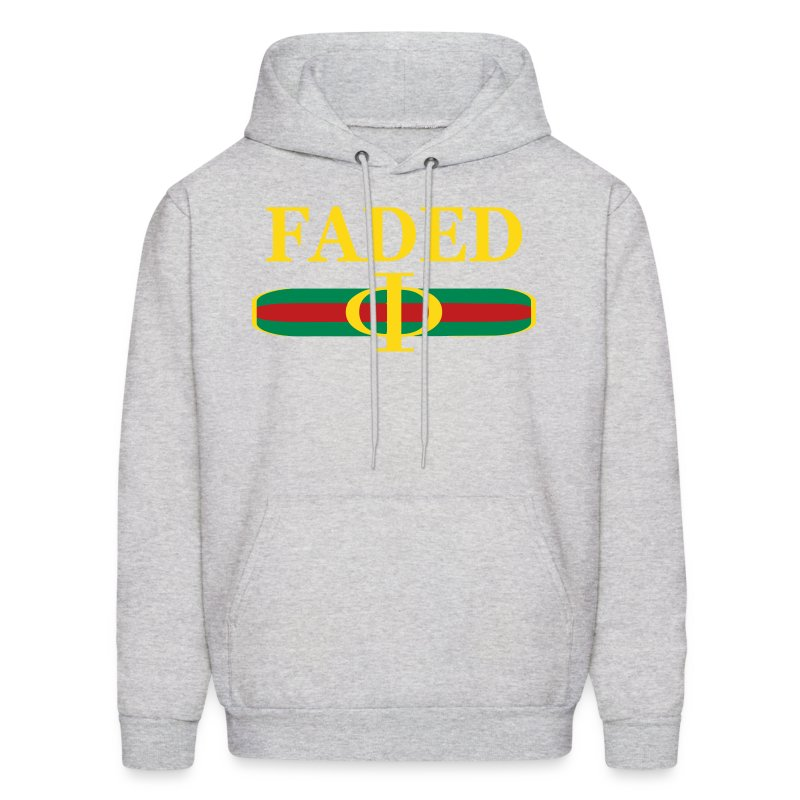 Faded Guccii Hoodies - Men's Hoodie