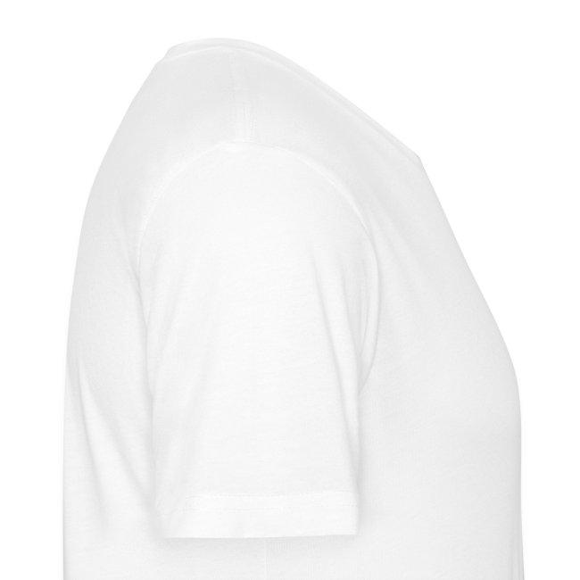 Columbia (black logo) White Tee (NL)