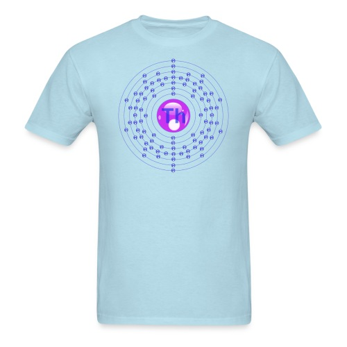 ThoriumAtomBlu - Men's T-Shirt