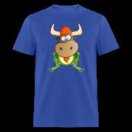 T-Shirts ~ Men's T-Shirt ~ Ginger Bullfrog