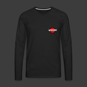 Kazame Japan series - Men's Premium Long Sleeve T-Shirt