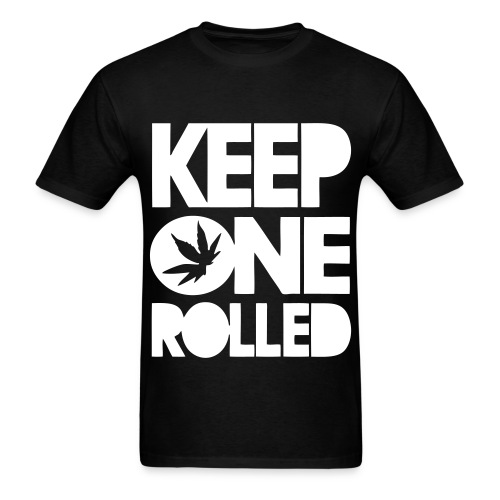 Keep it rolled - Men's T-Shirt