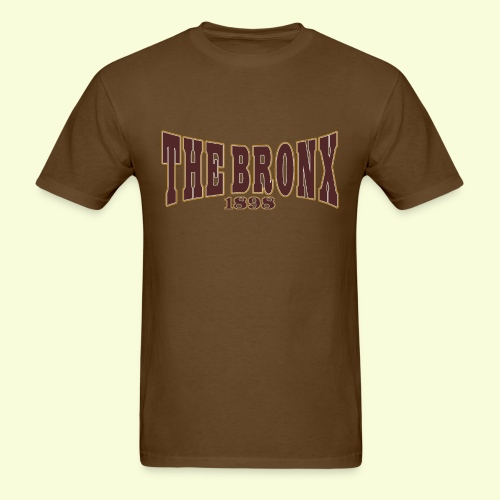 The Bronx New York - Men's T-Shirt